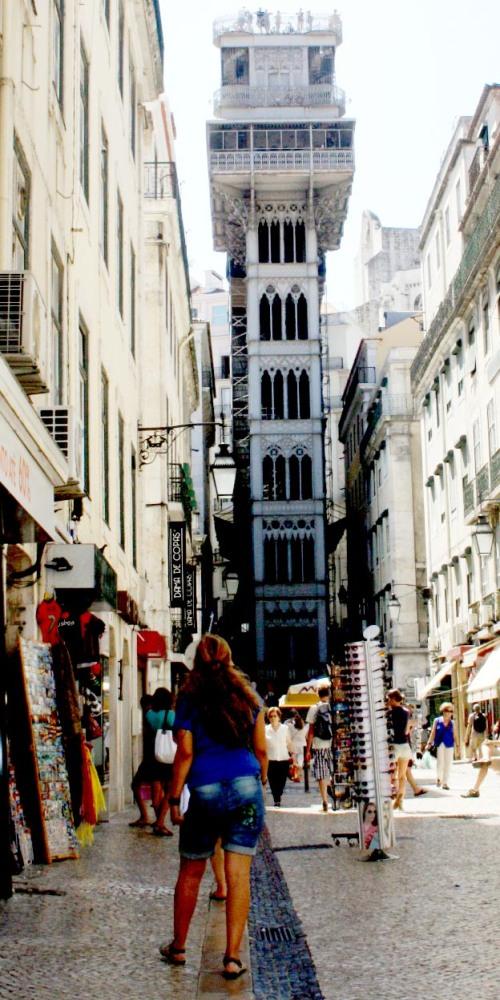 Lisboa, Sintra y Cascais. Una semana (2/6)