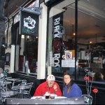 el pub del haggis, Black Rose
