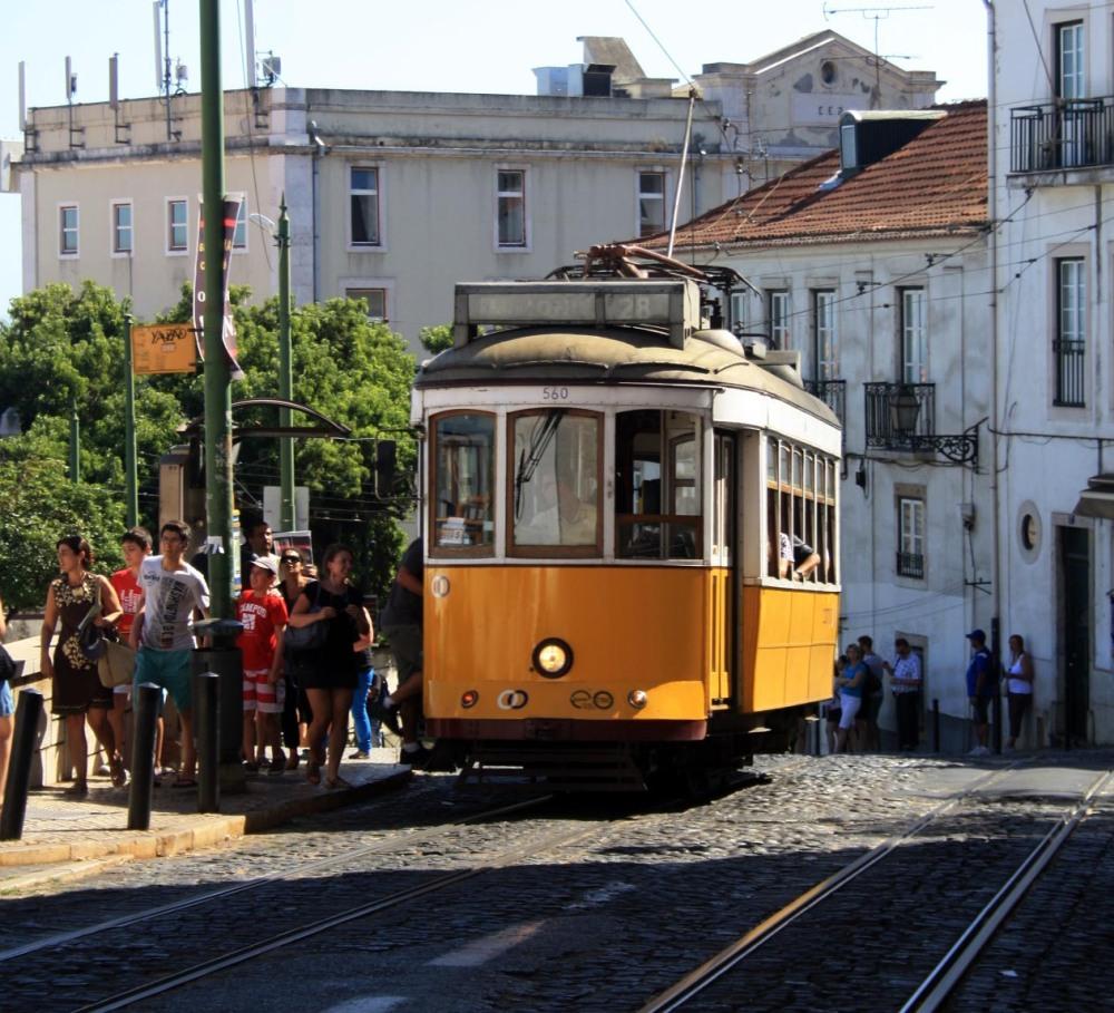 Lisboa, Sintra y Cascais. Una semana (1/6)
