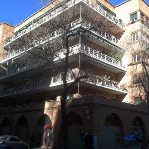 Casa de las Flores, Madrid