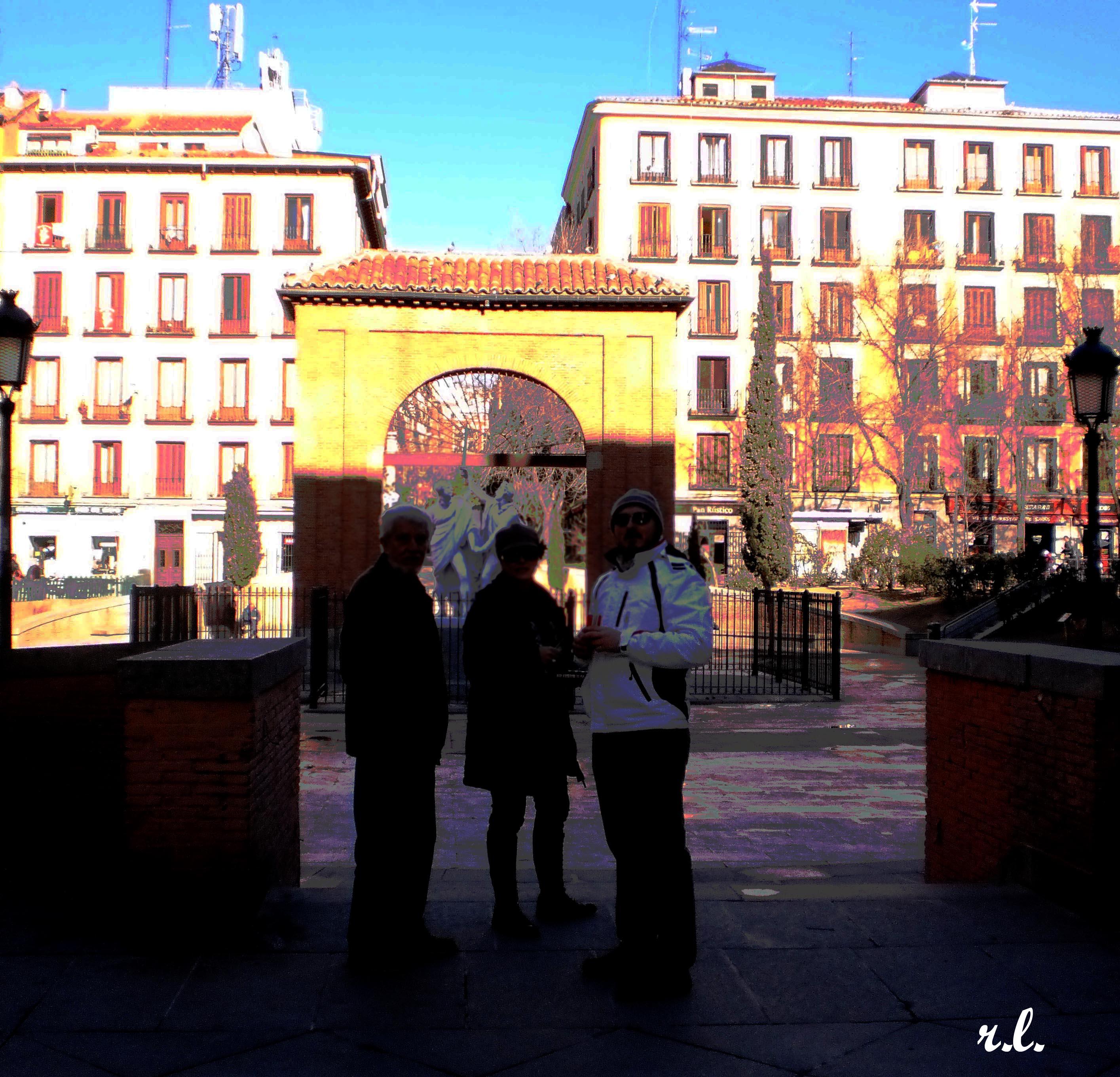 De ruta por madrid de vacaciones y puentes for Oficina de avianca en madrid