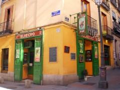 Bar El Hecho. Huertas. Madrid
