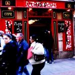 """Antiguo """"Oso y el Madroño"""", hoy taverna """"Olé"""""""