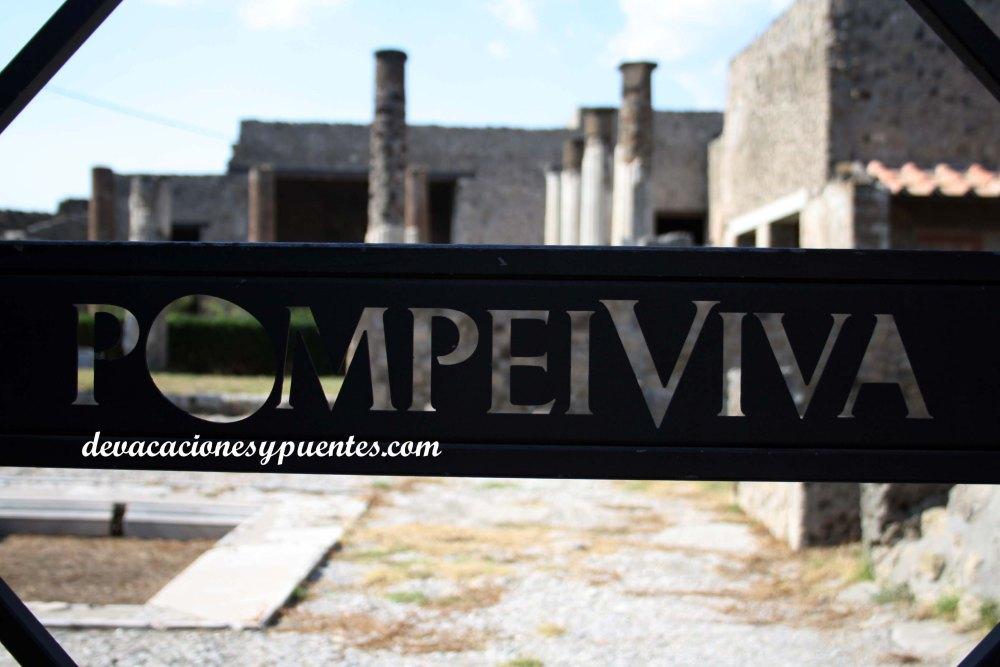 Un Día en Pompeya y Excursión al Vesubio (1/6)