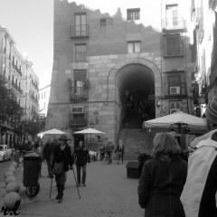 Hacia la Cava de San Miguel