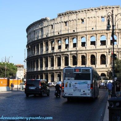 El Coliseum!!!
