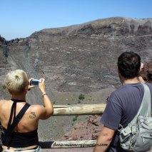 Crater del Vesubio