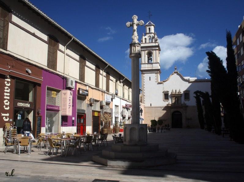 Plaza del Convent
