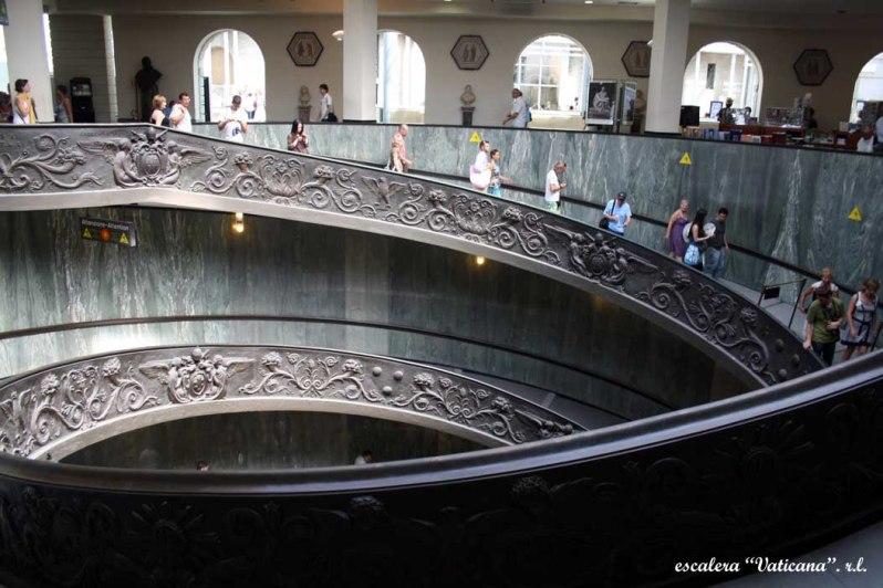 escalinata vaticana