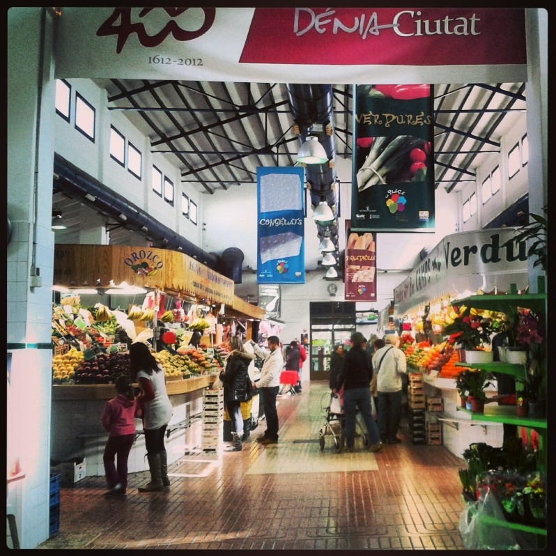 Mercado de Denia