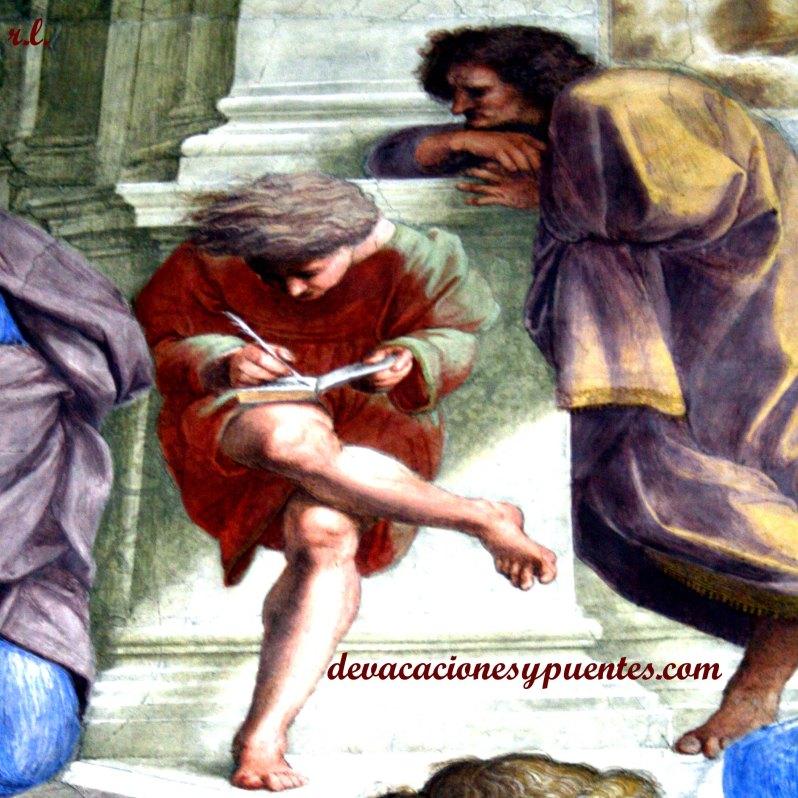 Apuntes en el Vaticano