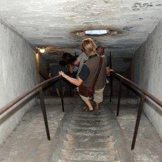 Escalera a la torre de Santa Maria del Fiore