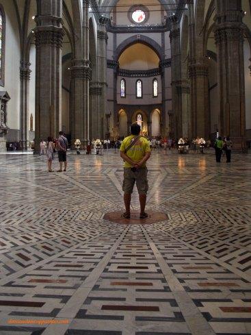 Nave basílica de Santa Maria del Fiore