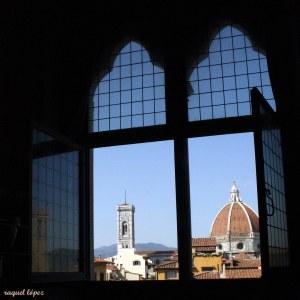 Vistas desde el Palazzo Vecchio