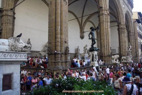 Una tarde en Florencia