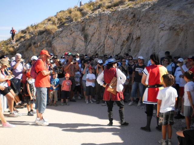 visita al faro y torre del albir