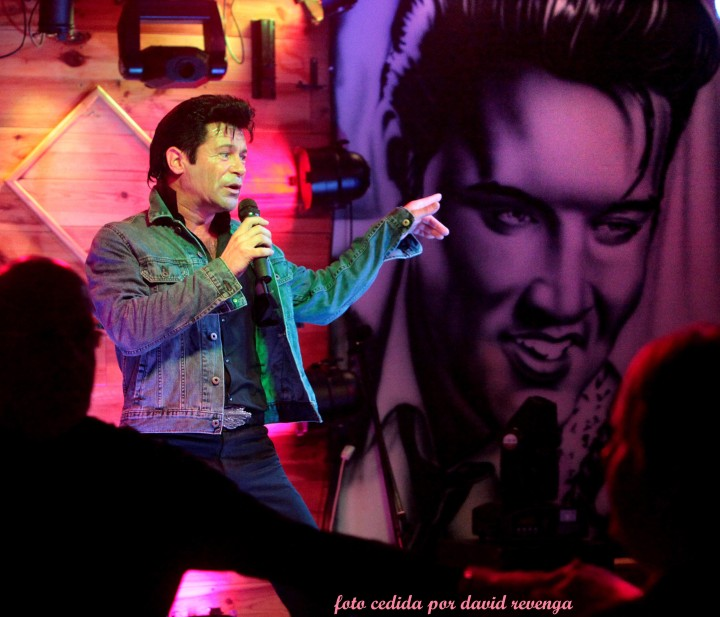 Elvis en Benidorm