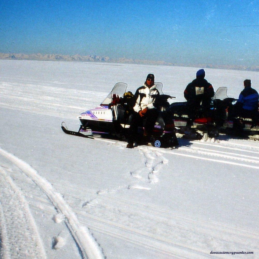 Svalbard, entre marzo y mayo (2/6)