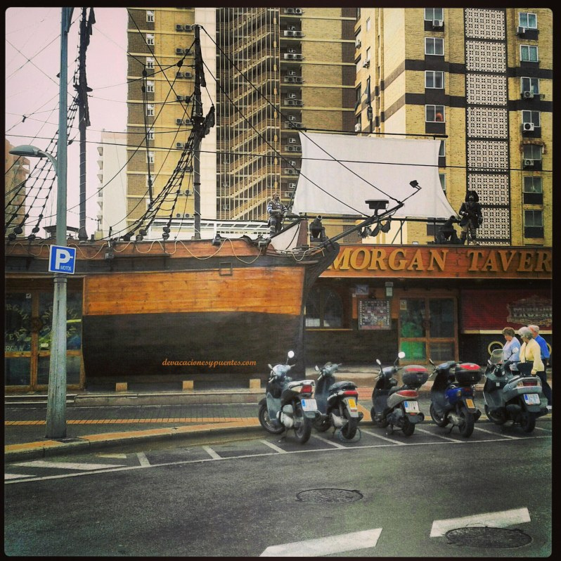 benidorm morgan tavern