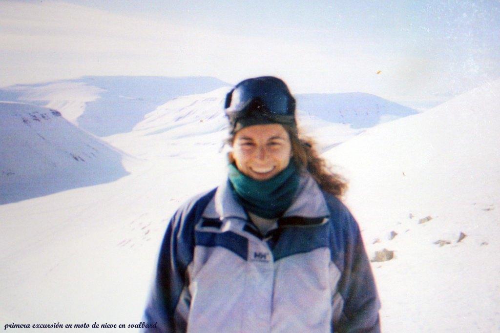 tras la primera excursion en svalbard