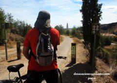 cicloturismo por jérica cerca de Valencia