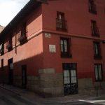 Casa con pisos para lacayos de Felipe II