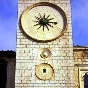 tore del reloj de dubrovnik