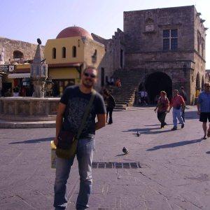 Rodas, plaza Hipocrates