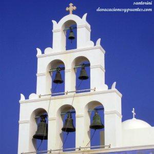 iglesia santorini
