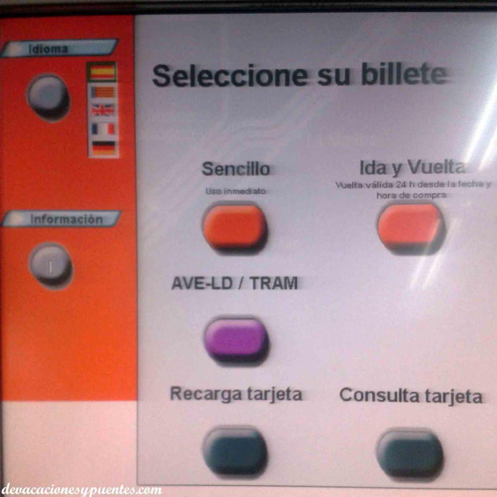 AVE Madrid-Benidorm: 4 horas, 25 minutos (2/5)