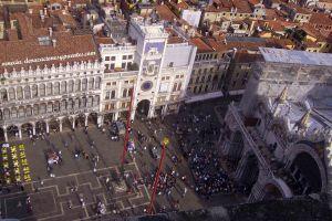 Venecia desde el campanario