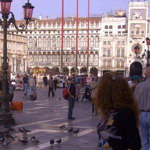 Plaza de San Marcos. Venecia