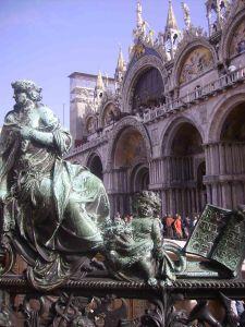 San Marcos. Venecia