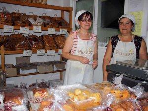 Las pasteleras de Montemayor del Río