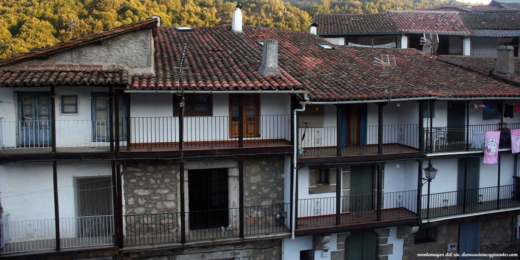 Casa del Reloj. Montemayor