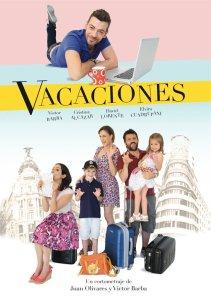 """""""Vacaciones"""", el Corto"""