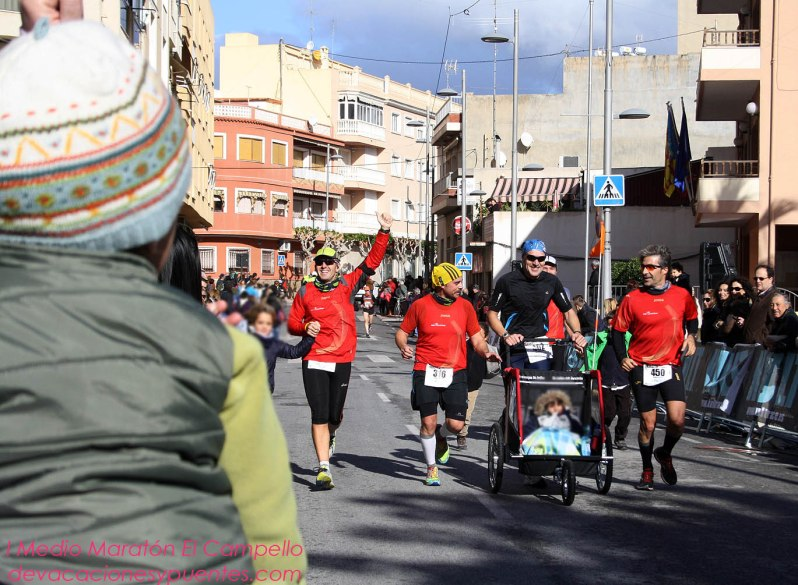 MEDIA MARATÓN EL CAMPELLO