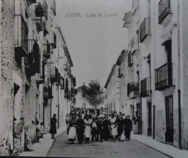 Mujeres de huelga. 1917