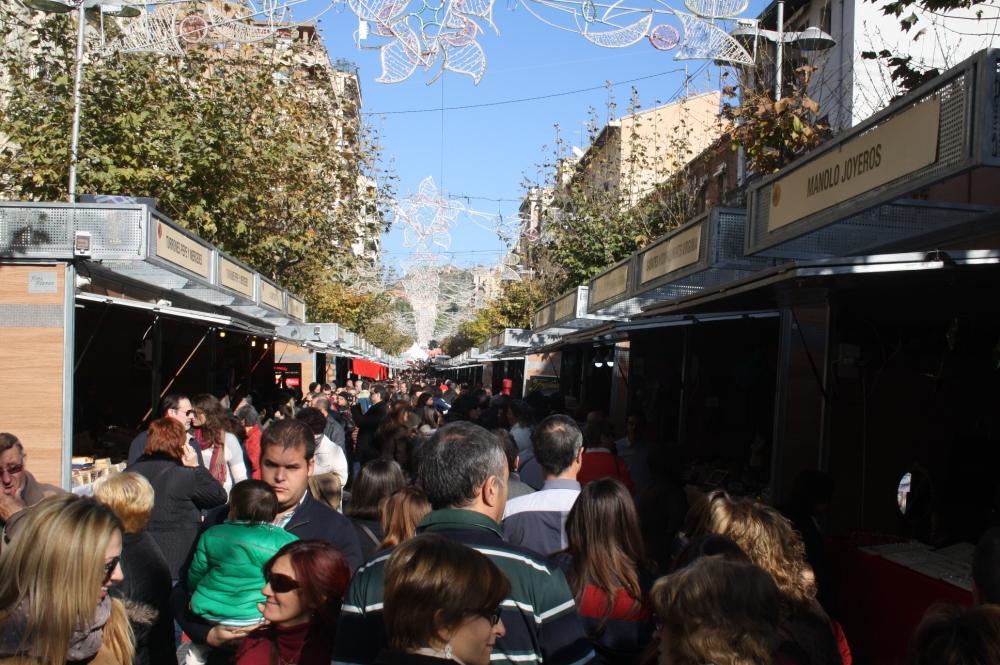 En ruta de Turrón en Turrón La Feria de Jijona (1/6)