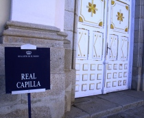 CAPILLA REAL EL PARDO