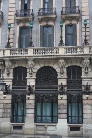 Edificio del viejo Banco de Crédito... Banesto