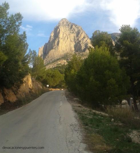 En Ruta al Puig Campana y sus Leyendas. Finestrat