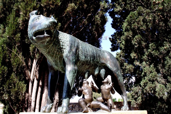 Tarragona escultura romana