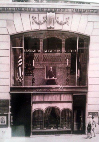 Oficina de Turismo de España en Nueva York