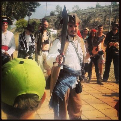 piratas por villajoyosa