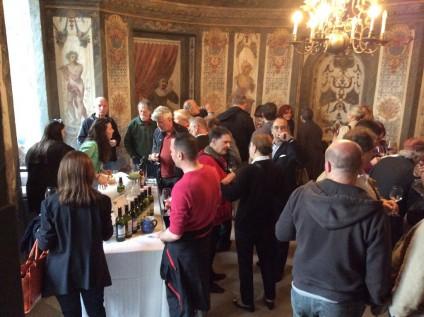 Cata de vinos en el centro de Viena
