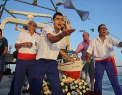 procesión marinera