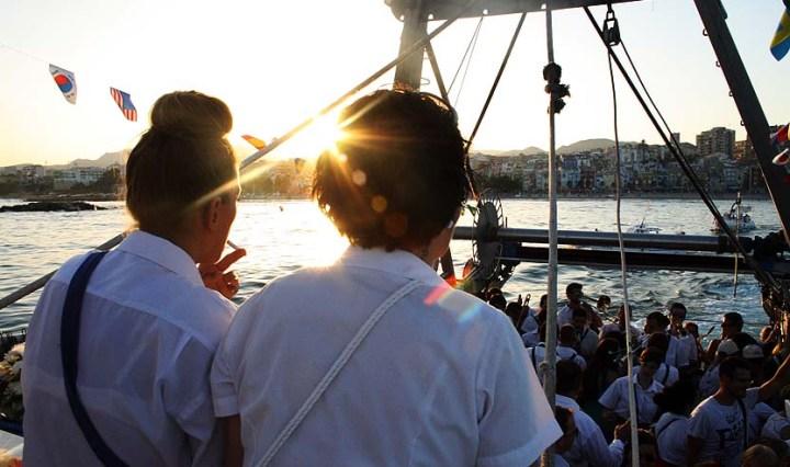 procesión marinera villajoyosa