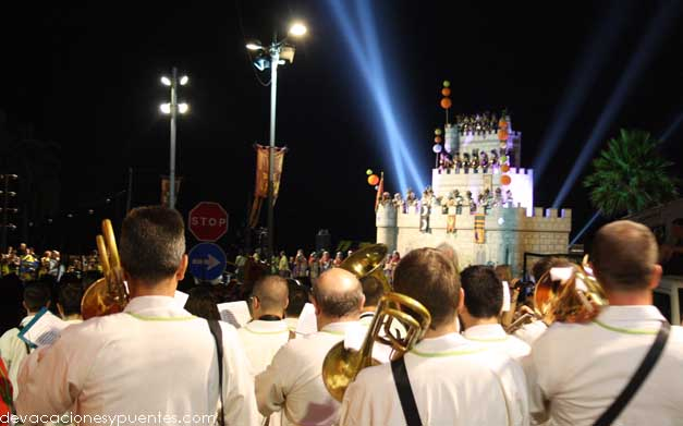 El Castillo de Moros y Cristianos