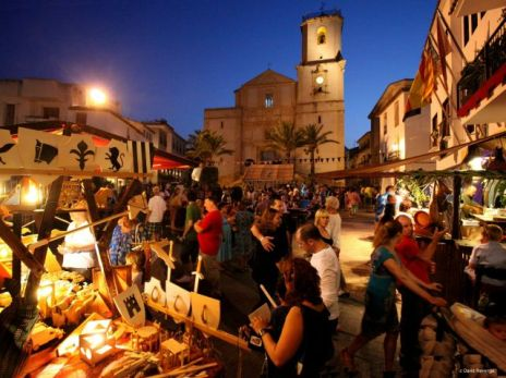Mercado Nucia